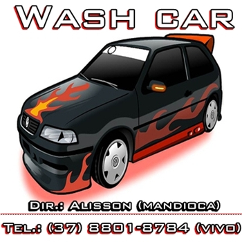 Wash Car Formiga MG